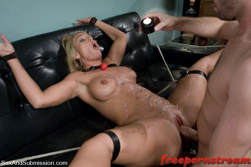 Your Milf bondage submission and sex