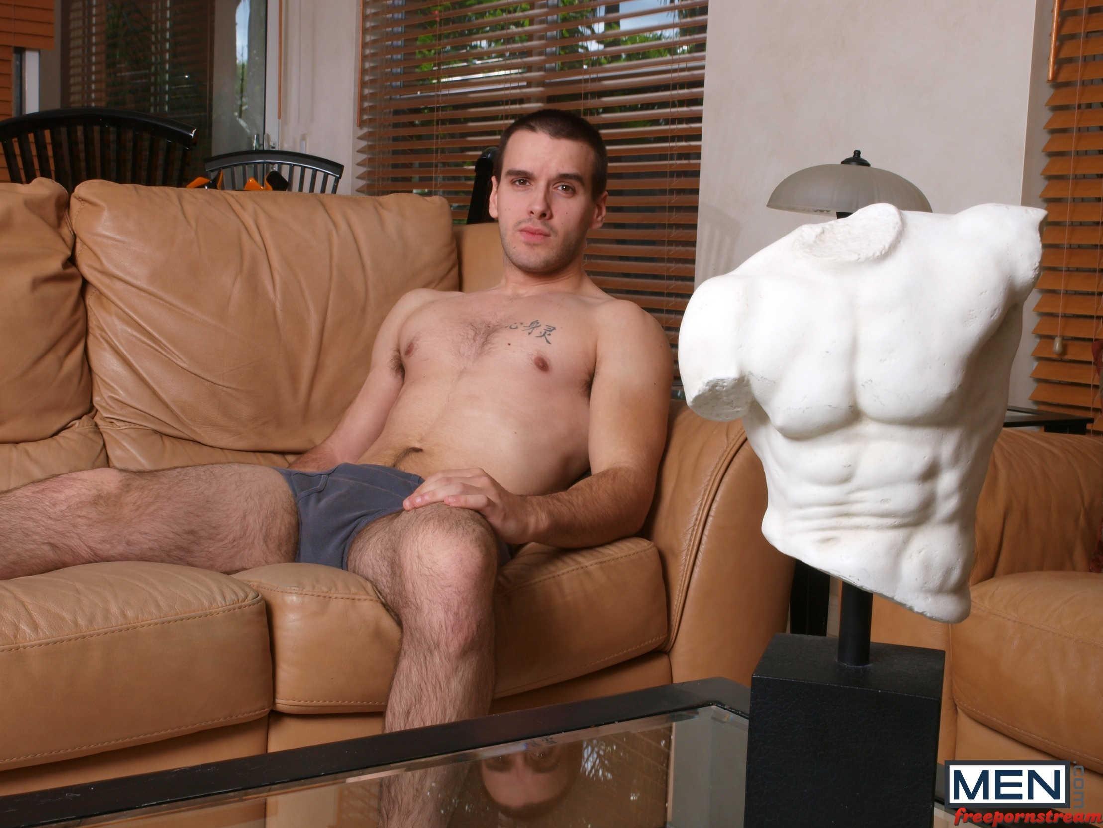 3D gay Peloso porno