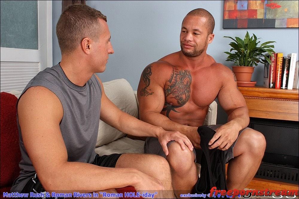 Matthew Rush gay porno